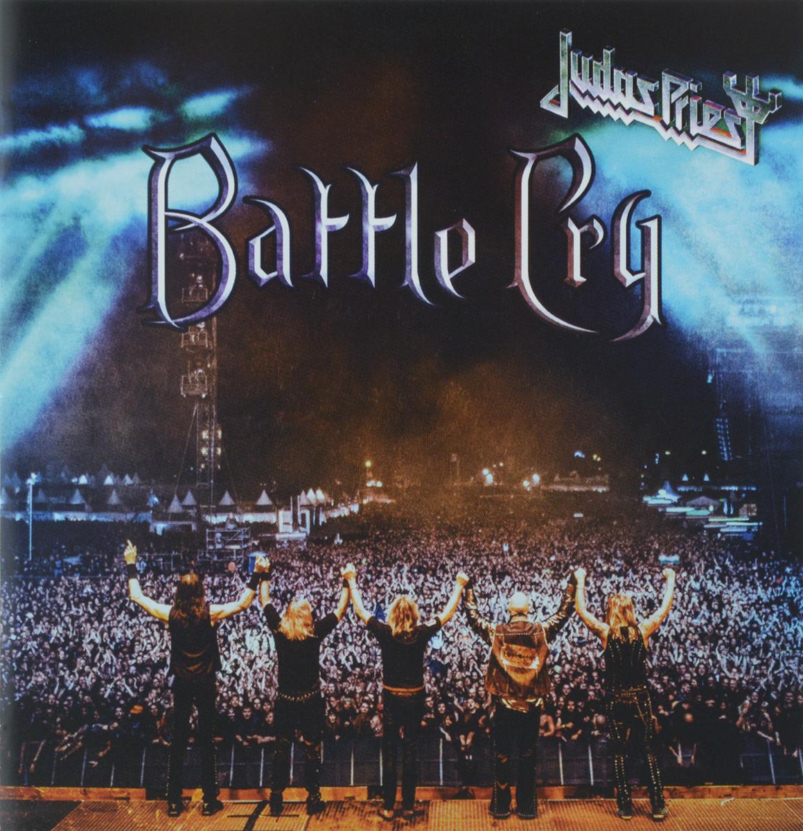 Judas Priest Judas Priest. Battle Cry judas priest judas priest angel of retribution 2 lp 180 gr