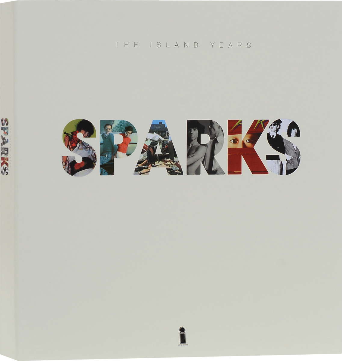 Sparks Sparks. The Island Years (5 LP) sparks sparks the island years 5 lp box