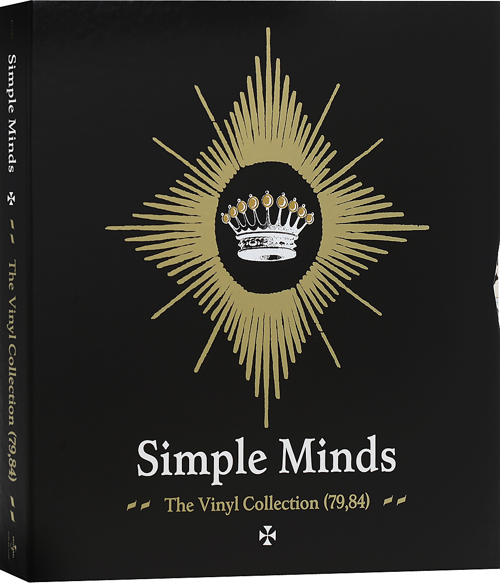 Simple Minds Simple Minds. The Vinyl Collection (79,84) (7 LP) original new innolux 5 6 inch at056tn53 v 1 lcd screen with touch