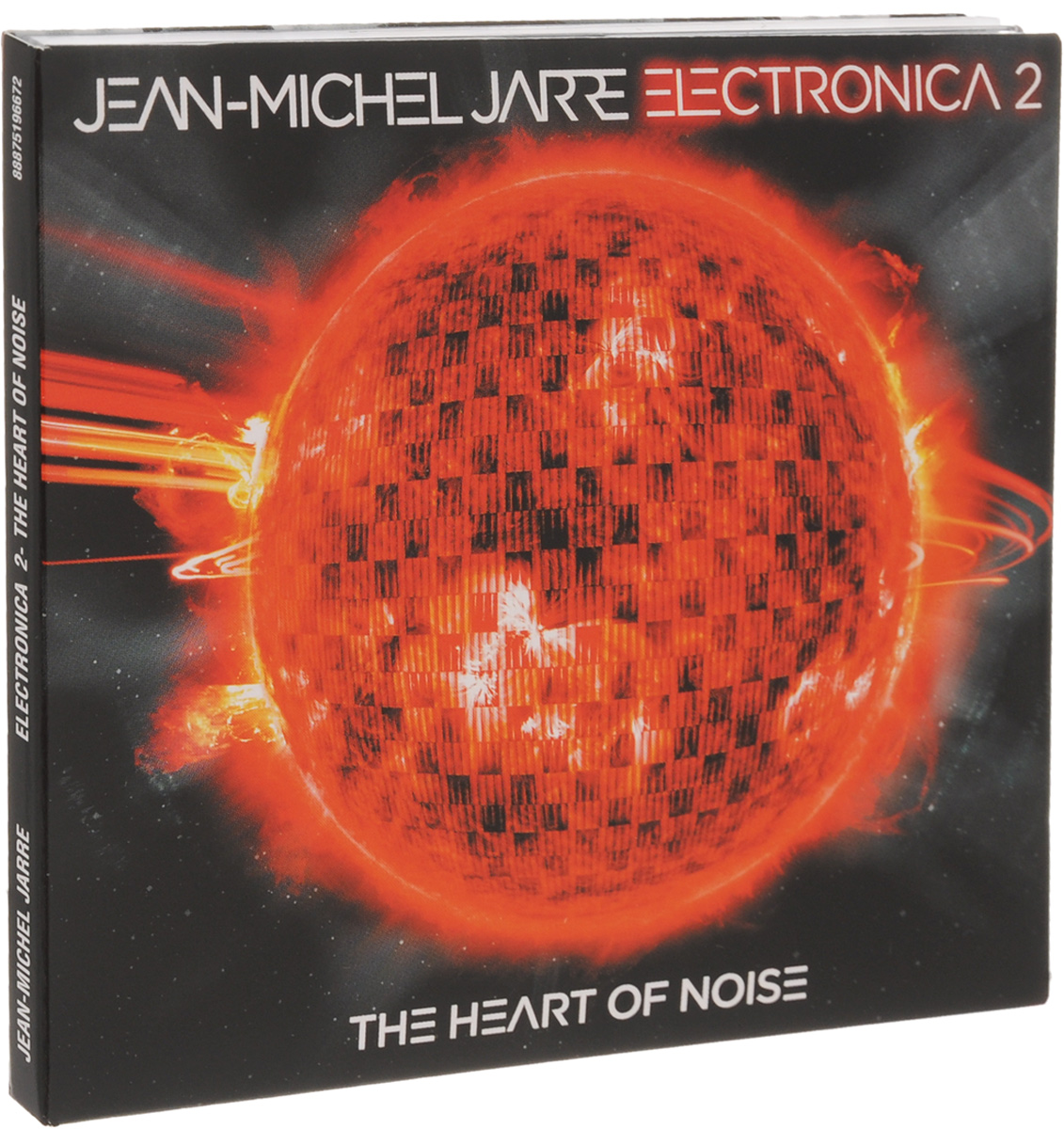 Жан-Мишель Жарр Jean-Michel Jarre. Electronica 2 - The Heart Of Noise цены