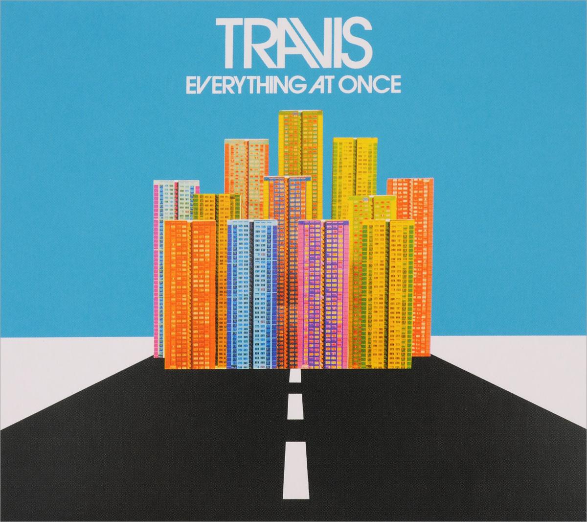 Travis Travis. Everything At Once jordan travis list бордюр 45x500 мм