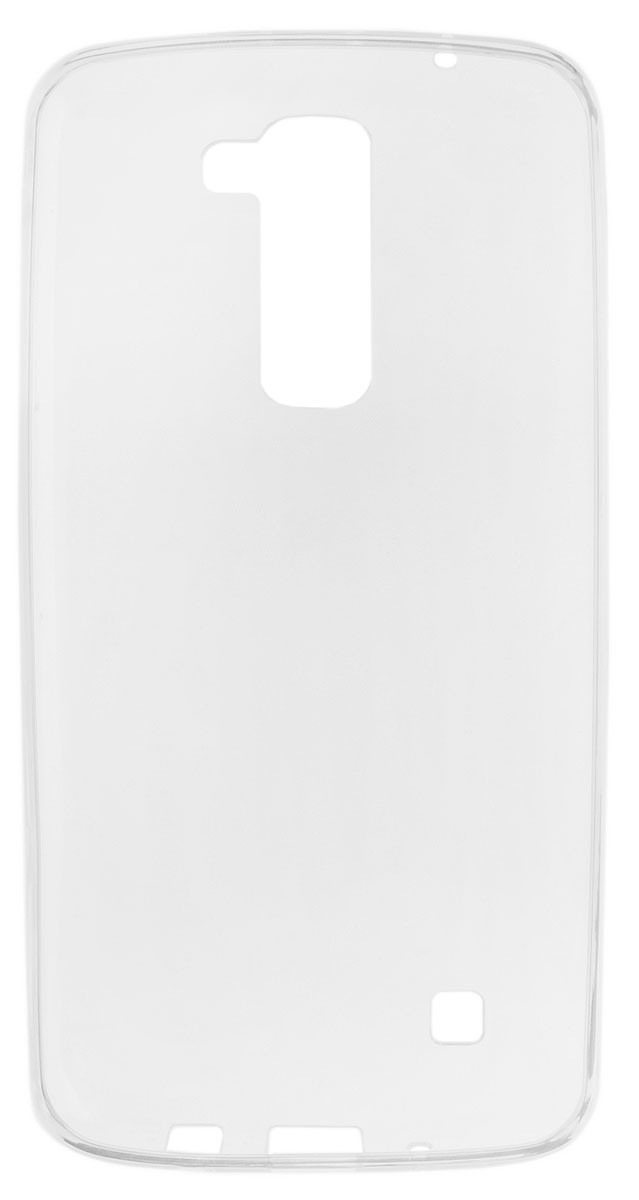 Red Line iBox Crystal чехол для LG K10, Clear