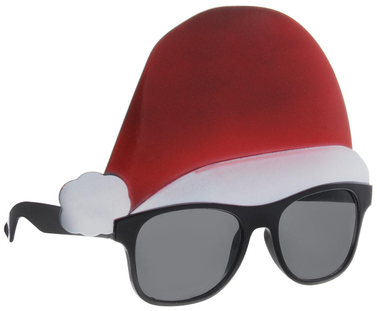 Partymania Очки для вечеринок Дед мороз partymania очки для вечеринок губы