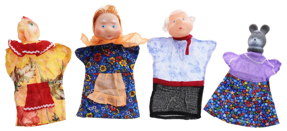Русский стиль Кукольный театр Курочка Ряба