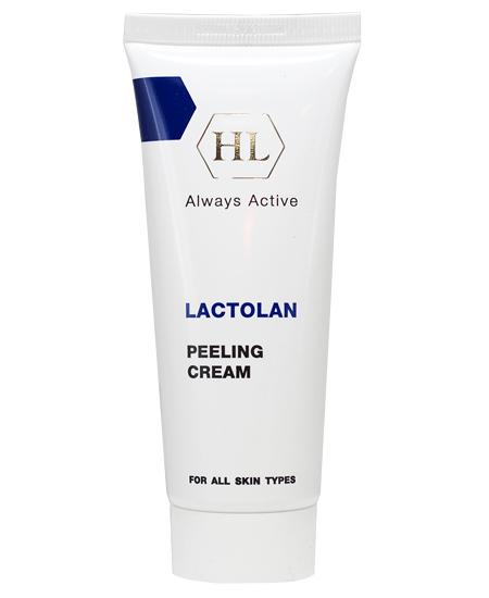 Holy Land Пилинг-крем Lactolan Peeling Cream 70 мл holy land peeling cream крем гоммаж для всех типов кожи 250 мл
