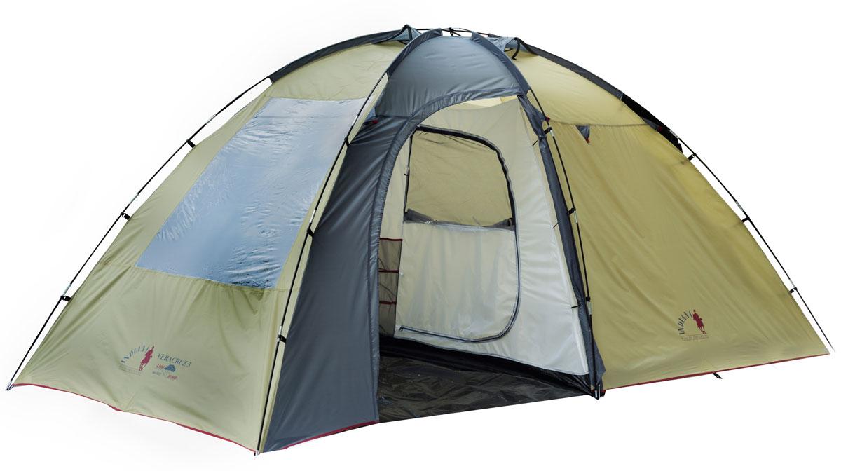 Палатка INDIANA VERACRUZ 3 caloncho veracruz
