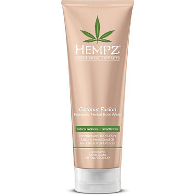 Hempz Гель для душа Бодрящий Кокос Coconut Fusion Energizing Herbal Body Wash 250 мл hempz fresh coconut