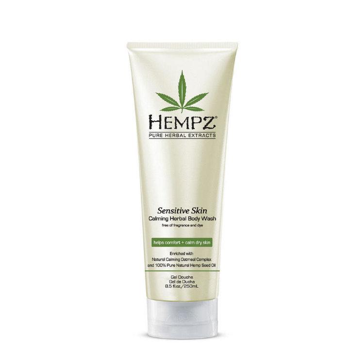 Hempz Гель для душа Чувствительная кожа Calming Herbal Body Wash 250 мл