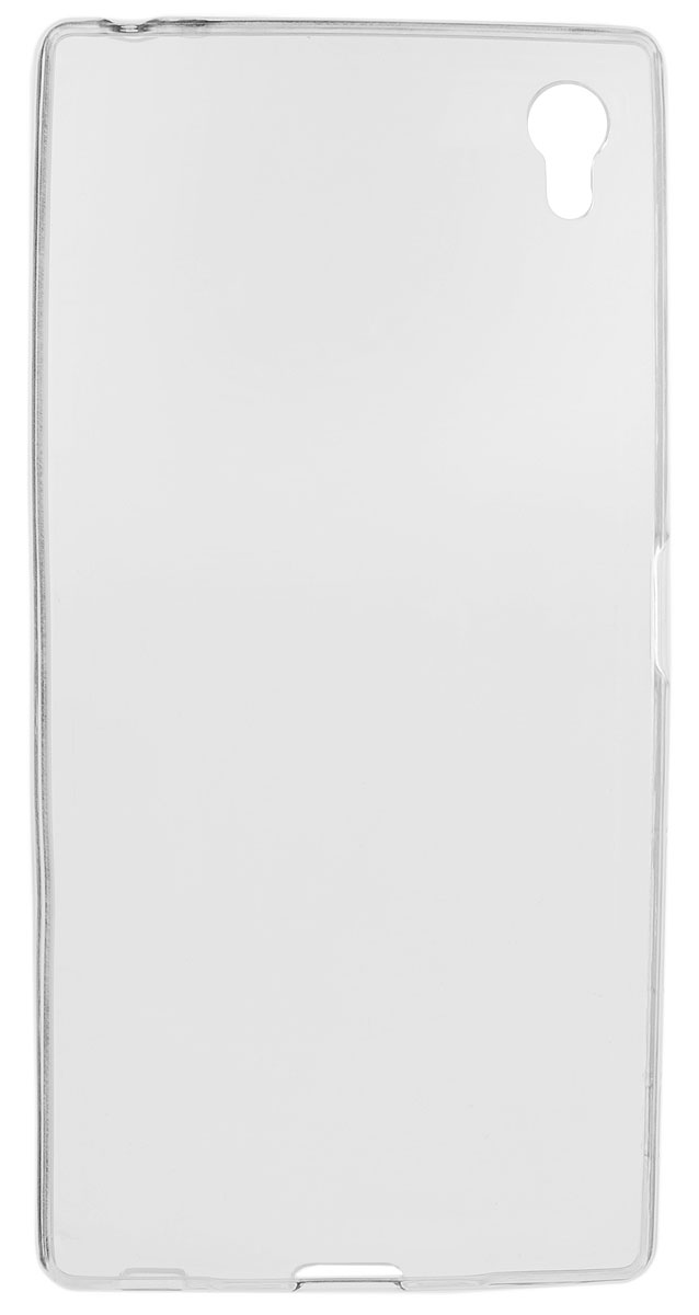 Red Line iBox Crystal чехол для Sony Xperia Z5 Premium, Clear цена