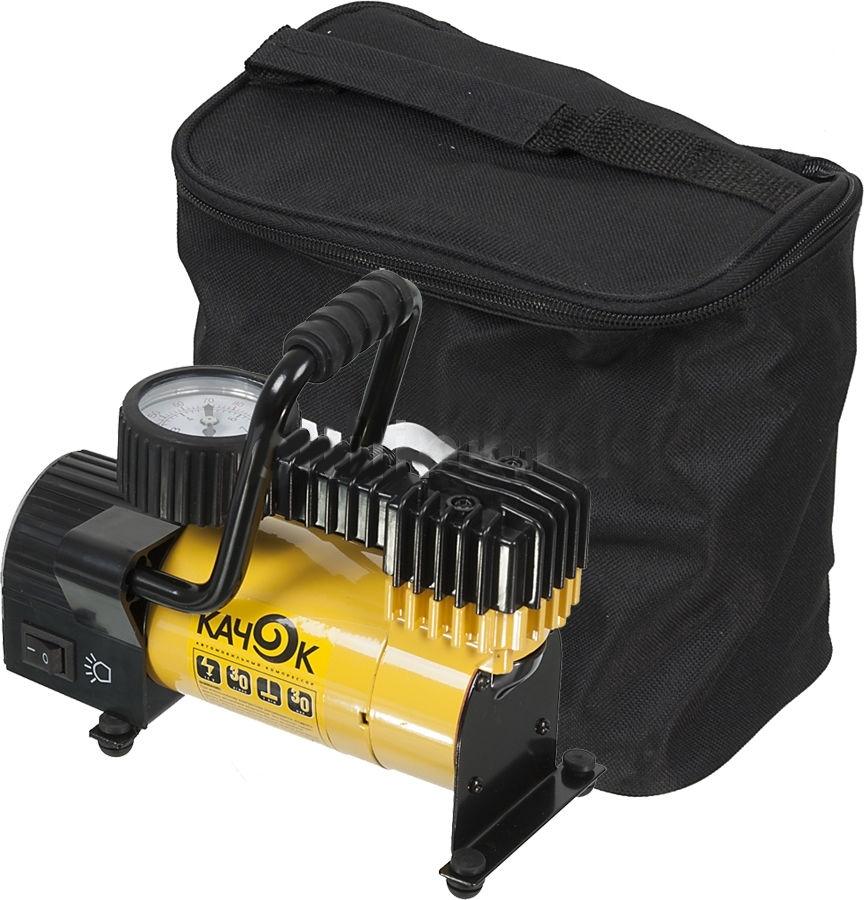 Автомобильный компрессор Качок K50 LED колпак diffusor k50 1
