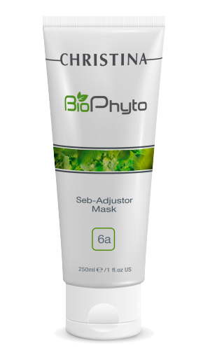 Christina Себорегулирующая маска Bio Phyto Seb-Adjustor Mask 250 мл