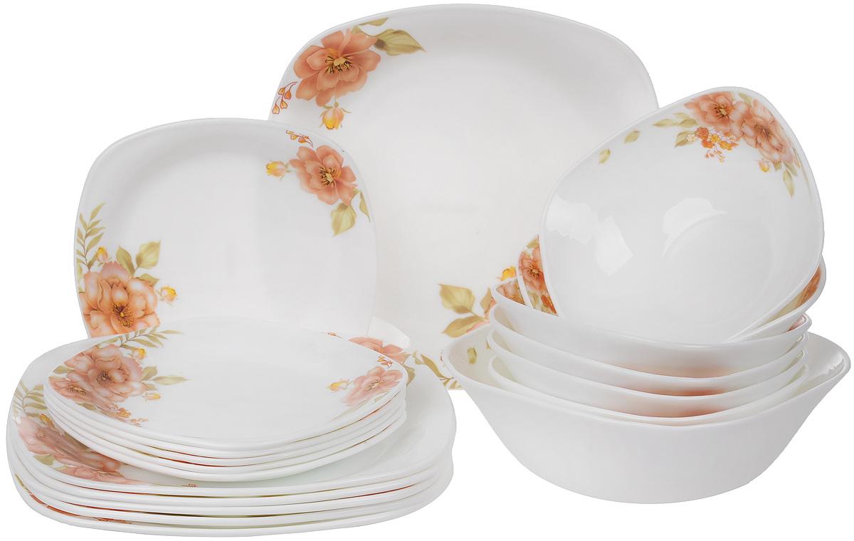 """Набор столовой посуды """"Mayer & Boch"""", 19 предметов. 24099"""