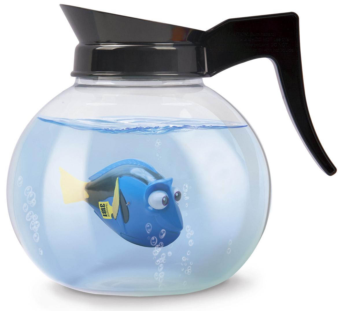 Dory Робот Рыбка Дори и аквариум-кофейник finding dory finding dory 36360 в поисках дори фигурка подводного обитателя 4 5 см в ассортименте