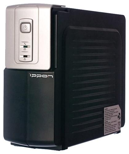 Источник бесперебойного питания Ippon Back Office 400, Black источник бесперебойного питания ippon back office 1000