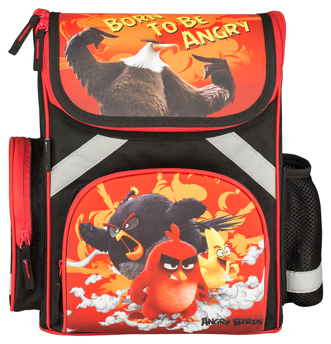 Ранец школьный Angry Birds