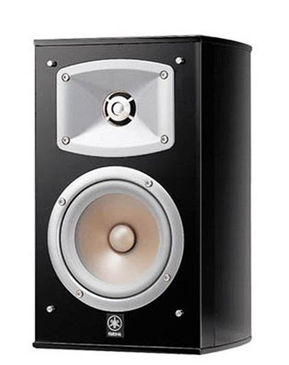 Yamaha NS-333 Elliptical Form полочная акустическая система