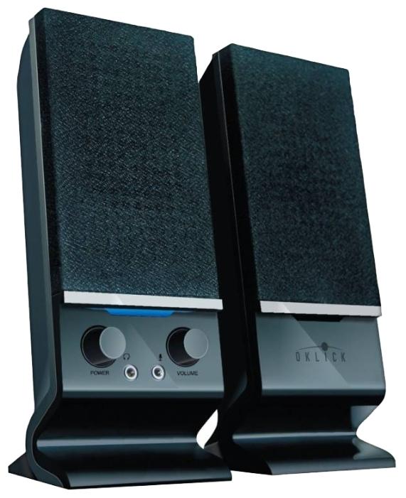 Акустическая система Oklick OK-115U, Black oklick ok 128 black акустическая система