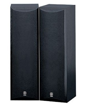 Центральная и тыловые колонки Yamaha NS-P125, Black Piano