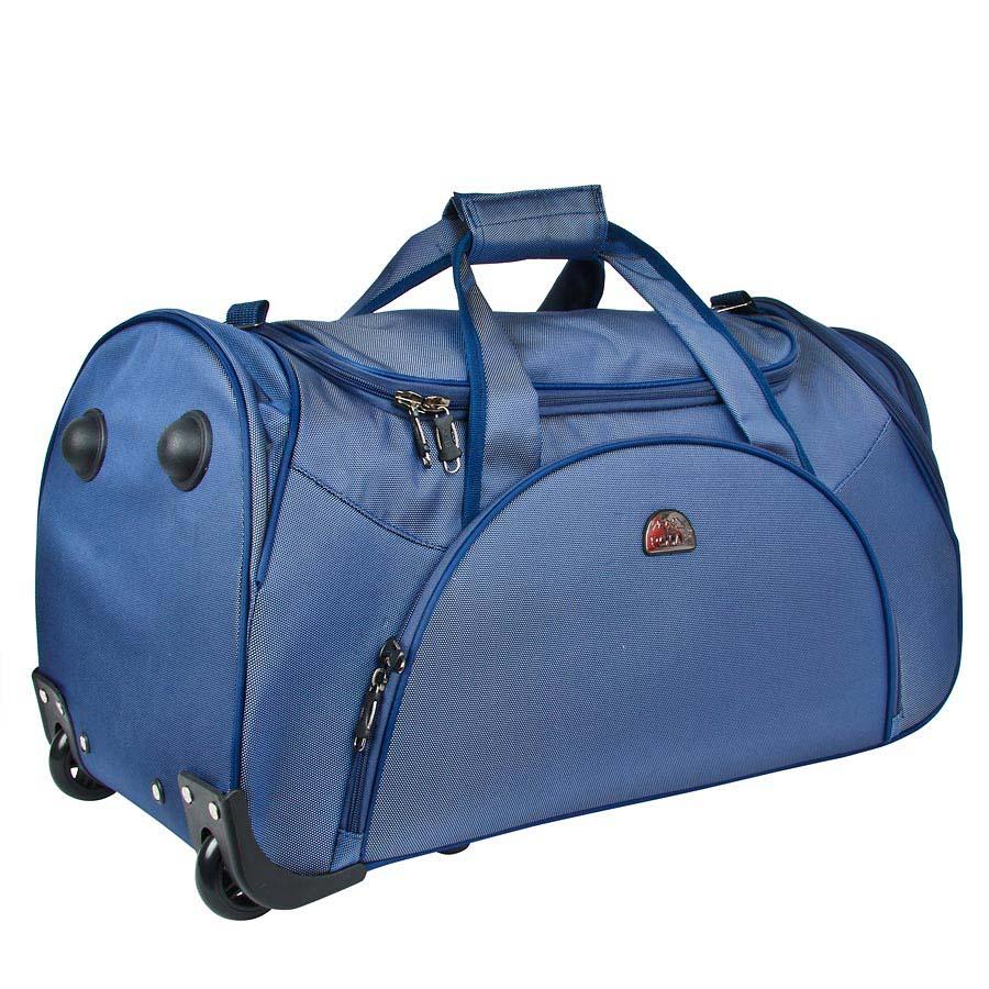 Сумка на колесах Polar рюкзак на колесах с выдвижной ручкой