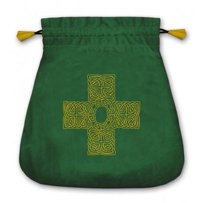 Мешочек для карт Lo Scarabeo Кельтский крест. BT30 мешочек для карт lo scarabeo кельтский крест bt30