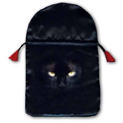 Мешочек для карт Lo Scarabeo Черная Кошка. BT42
