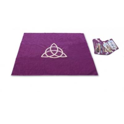"""Скатерть для раскладывания карт Lo Scarabeo """"Скатерть Ведьм"""", размер: 80х80 см. TP03"""