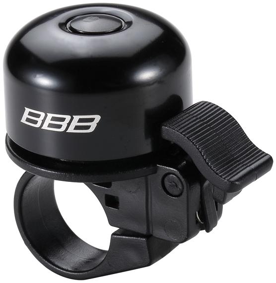 Звонок BBB Loud & Clear, цвет: матовый черный. BBB-11 звонок bbb loud