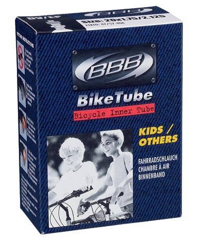 Велокамера BBB 24 in 1,9/2,125 AV. BTI-41