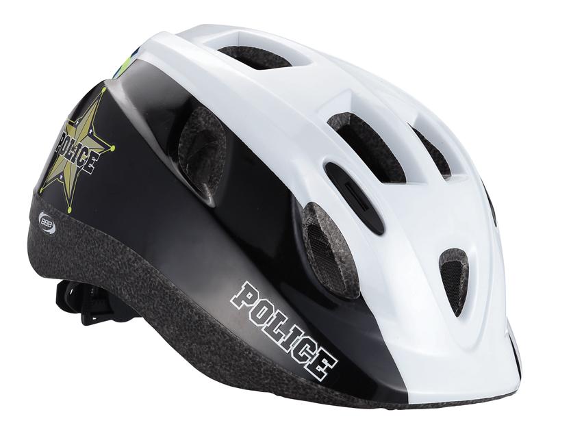 цена на Летний шлем BBB Boogy Police. BHE-37. Размер S (48-54 см)