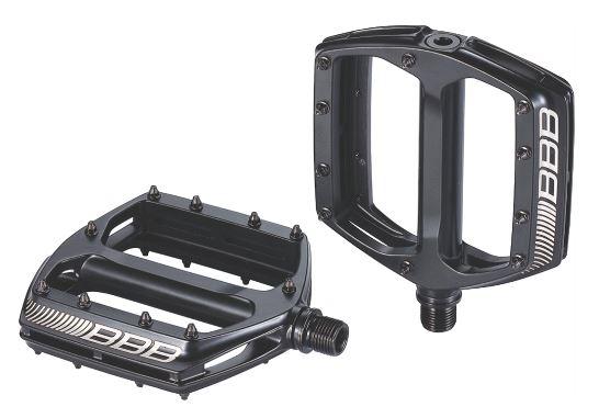 цена на Педали BBB CoolRide, цвет: матовый черный. BPD-36