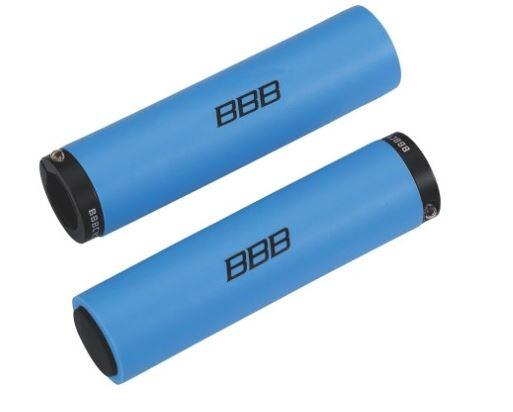 Грипсы BBB StickyFix, цвет: синий, длина 130 мм. BHG-35 грипсы bbb