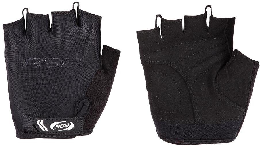 Перчатки детские велосипедные BBB Kids, цвет: черный. BBW-45. Размер M перчатки велосипедные bbb kids цвет синий черный размер m