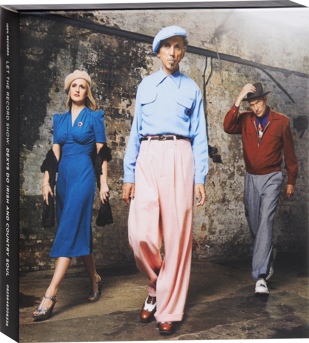 Let The Record Show: Dexys Do Irish And Country Soul (2 CD + DVD) johann strauss orchester питер шмальфусс let s dance waltz 2 cd dvd