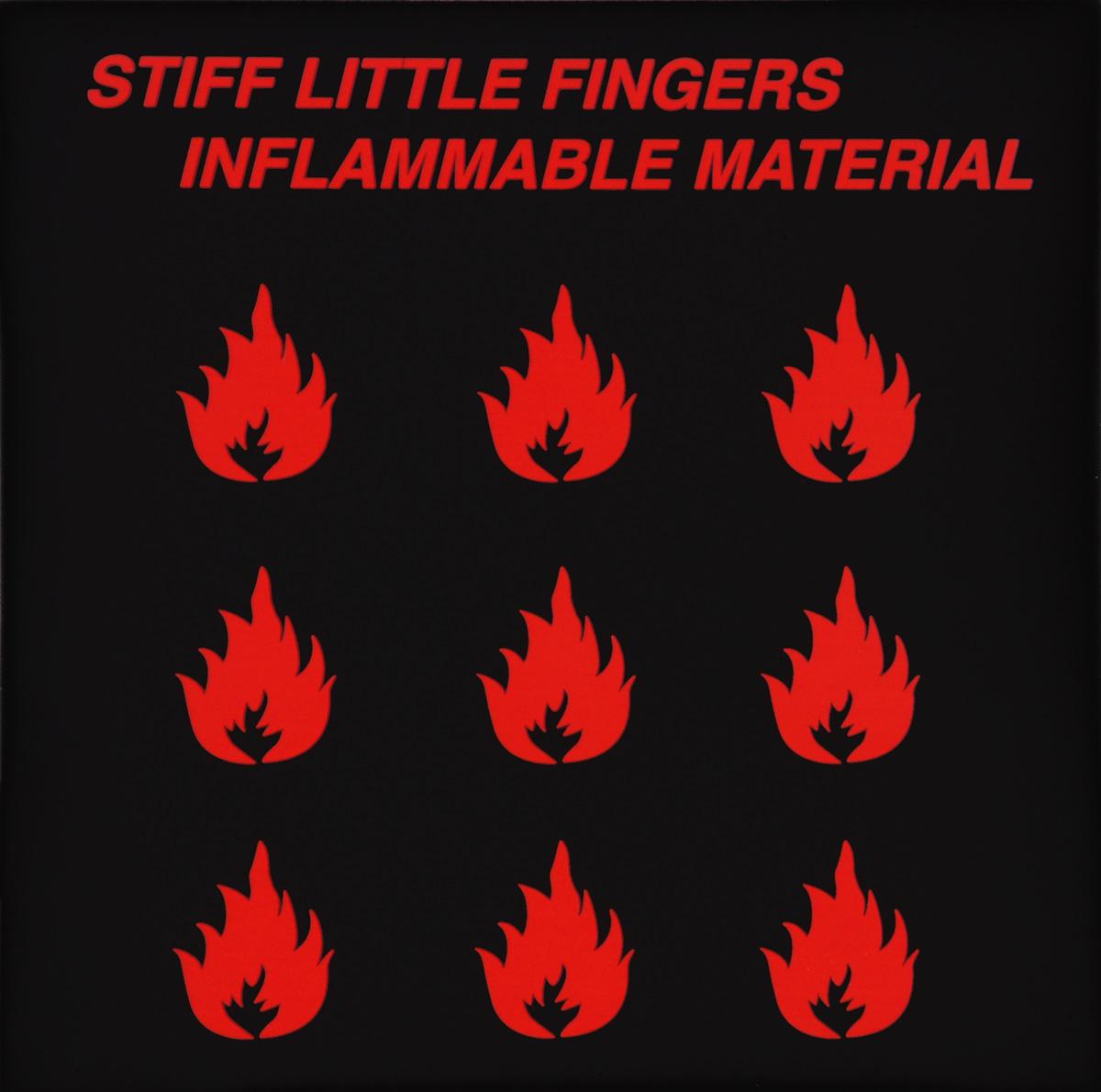 Stiff Little Fingers Stiff Little Fingers. Inflammable Material стеклянные пальчики glass fingers набор