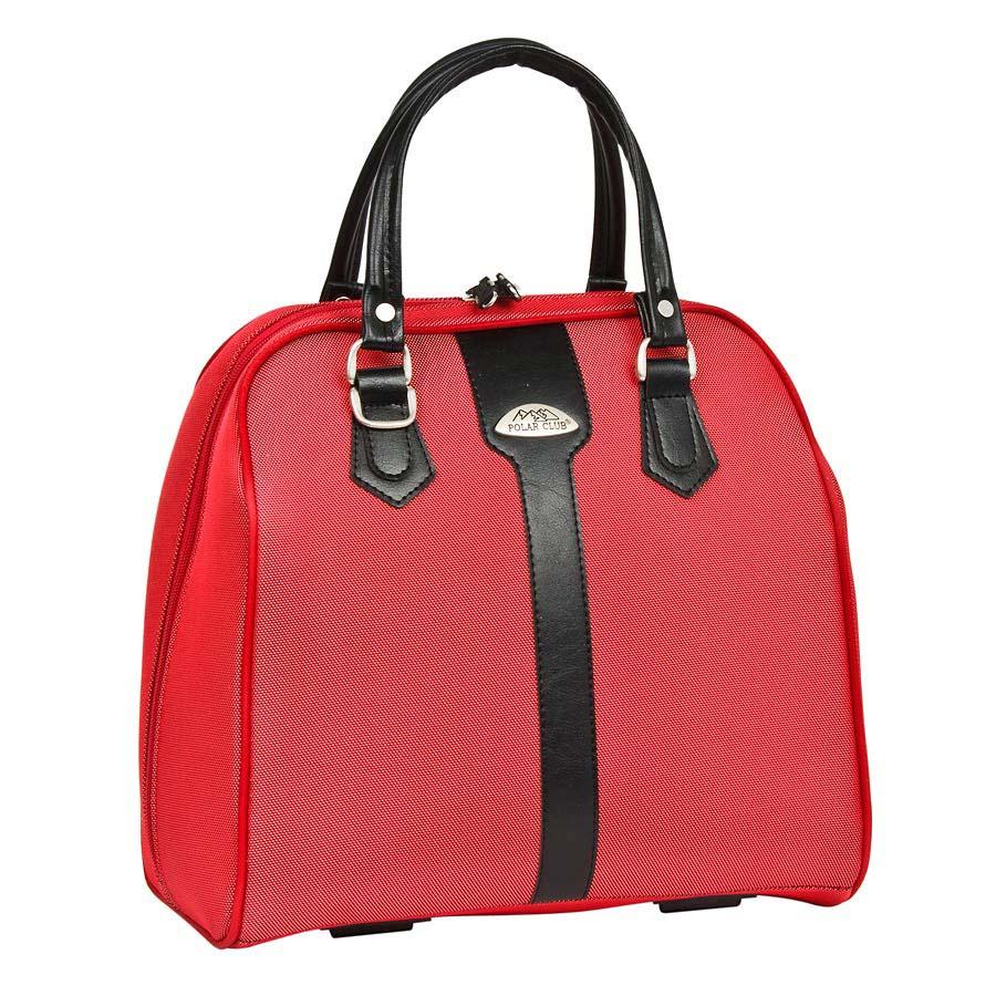 Бьюти-кейс Polar, цвет: красный, 22,5 л стилус polar pp001