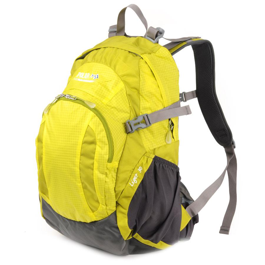 Рюкзак городской Polar, 38 л, цвет: желтый. П1606-03 рюкзак городской polar цвет светло серый 13 л к9276