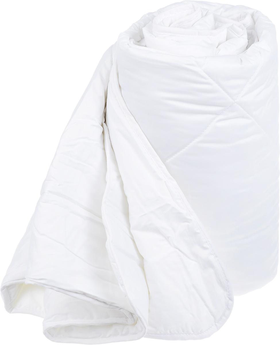 Одеяло Classic by T Пух в тике, 20.04.12.0075, лебяжий пух, 140 х 200 см подушки classic by t подушка пух в тике 50х70