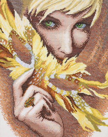 Набор для вышивания крестом Марья Искусница