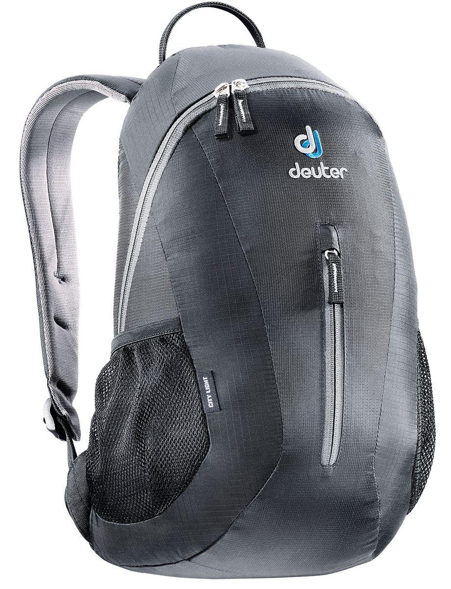 Рюкзак спортивный Deuter Daypacks City, цвет: черный, 16 л цена
