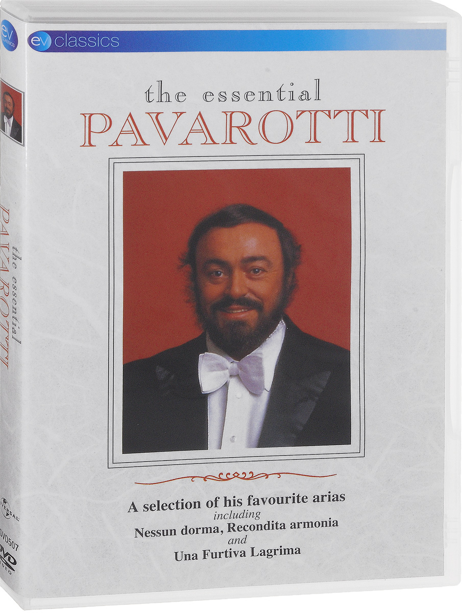 Luciano Pavarotti. The Essential Pavarotti elizabeth august a royal mission
