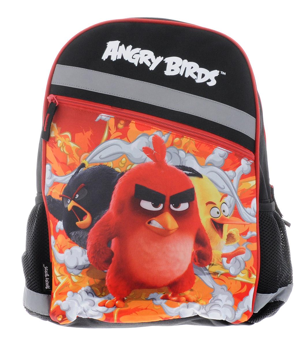 Angry Birds Рюкзак детский цвет горький шоколад