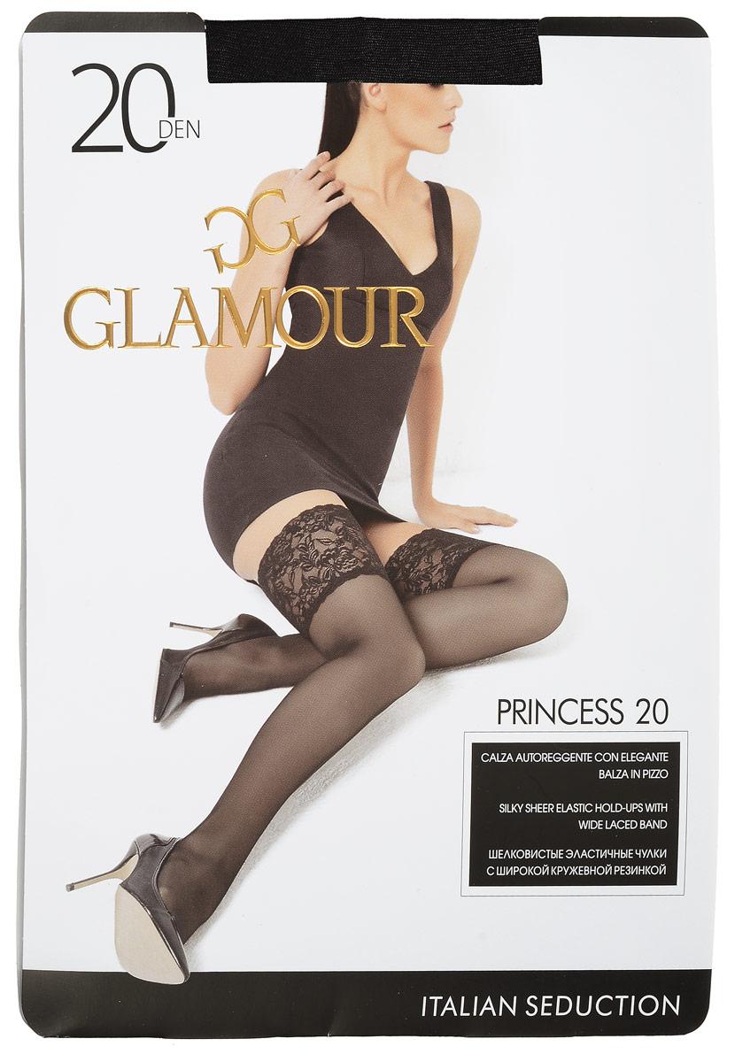 Чулки Glamour Princess glamour чулки princess 40 aut daino 2