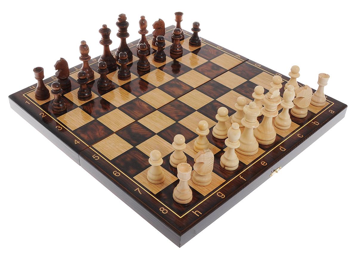 Игровой набор 3в1 Perfecto Классический: нарды, шахматы, шашки нарды гусарские 40 20 см