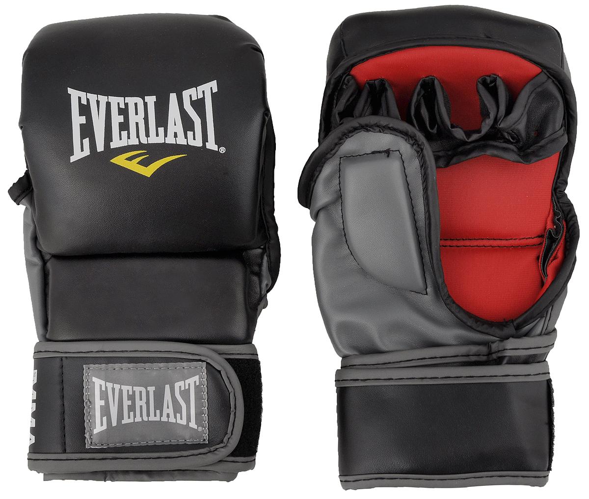 цена на Перчатки тренировочные Everlast MMA Striking. Размер L/XL
