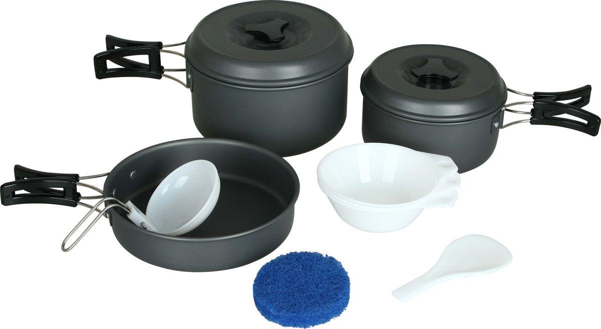 Набор посуды Сплав, 11 предметов