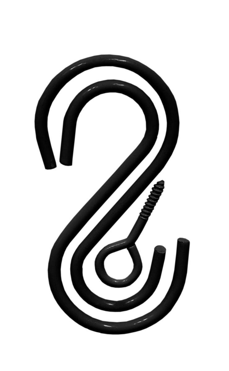 Набор крючков S-образных