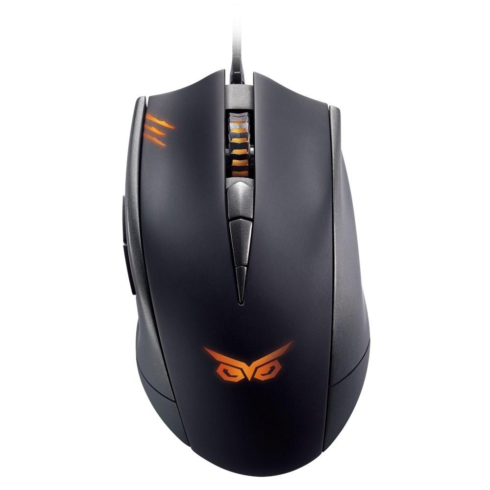 лучшая цена Игровая мышь Игровая ASUS Strix Claw, Dark Black