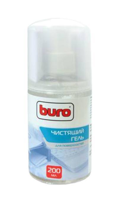 Чистящий набор для поверхностей Buro BU-Gsurface, 200 мл чистящий набор buro bu gsurface