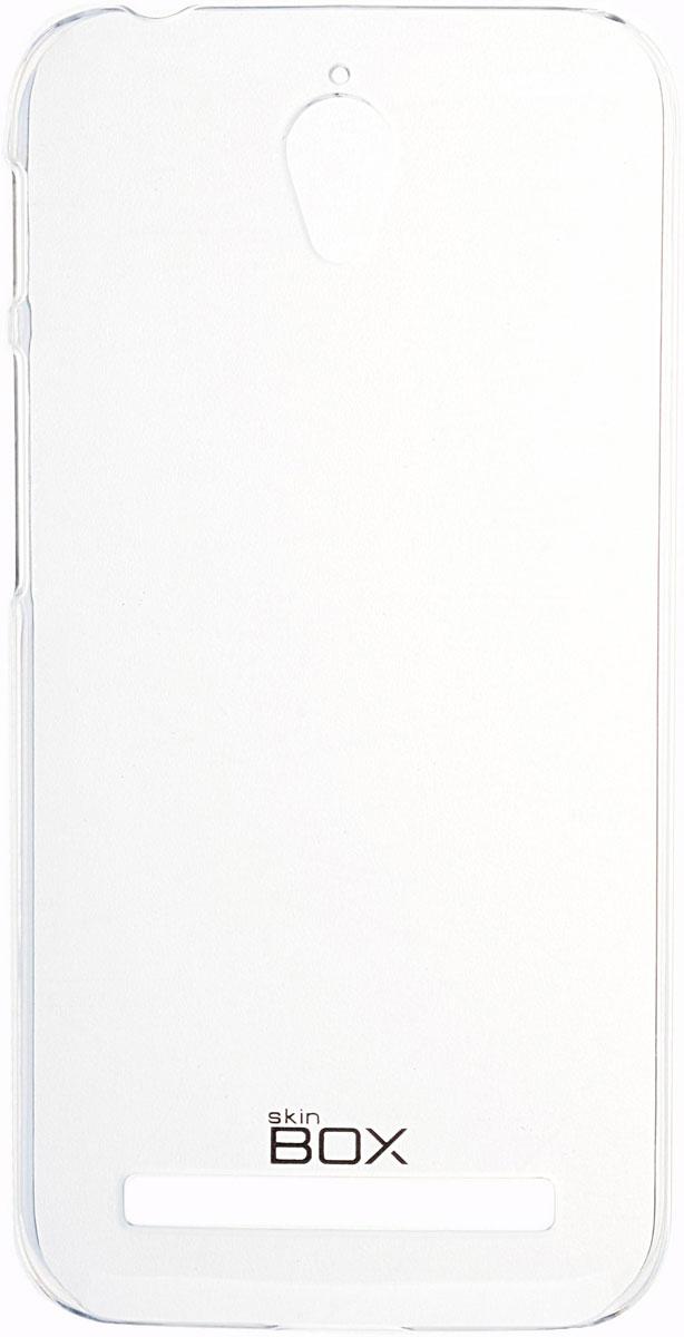 Skinbox 4People Crystal чехол для Asus ZenFone Go ZC451TG, Transparent стоимость