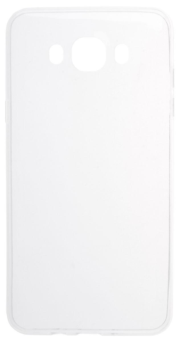 Skinbox 4People Slim Silicone чехол для Samsung Galaxy J7 (2016), Transparent цена